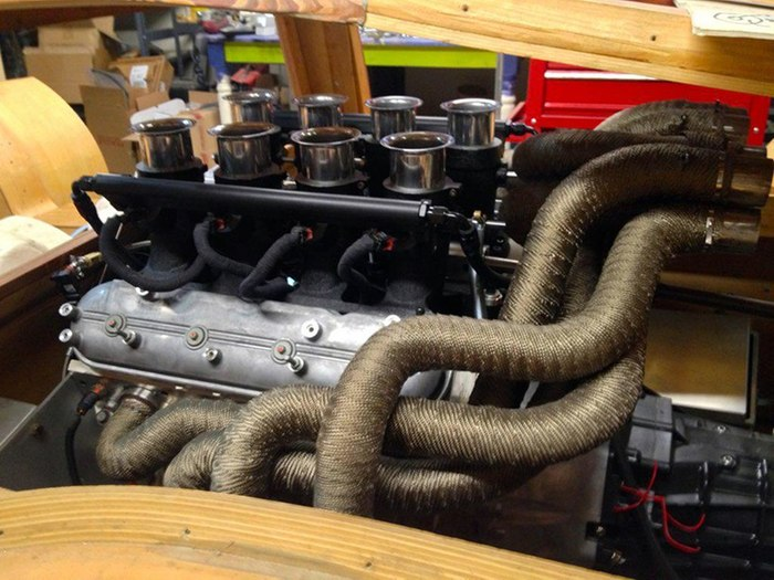 Ô tô làm bằng gỗ 11