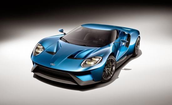 Ford GT sử dụng kính cường lực 2