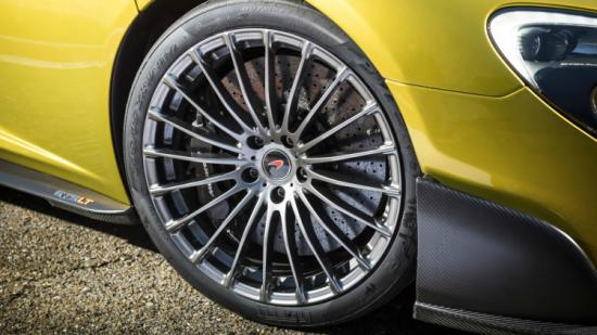 Siêu xe McLaren 675LT Spider  8