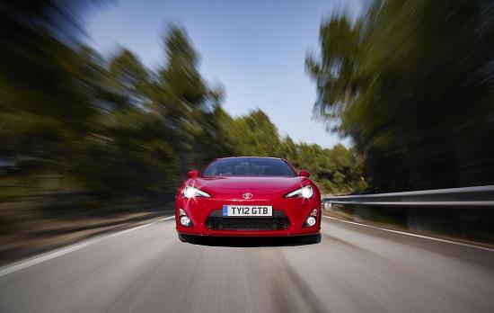 Toyota là hãng xe bán chạy nhất