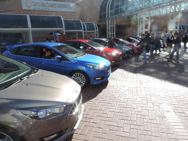 Ford Focus 2015 22