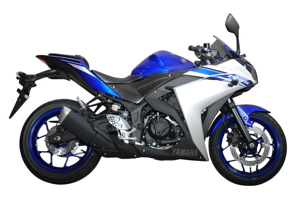 Yamaha R25 ABS 2016  a4