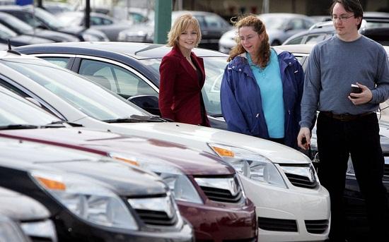 Thị trường ô tô Mỹ bùng nổ năm 2015