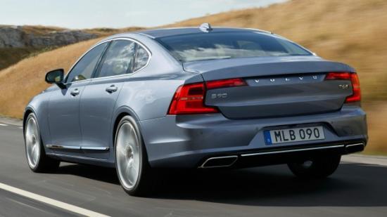 Volvo nói không với tai nạn xe hơi 2