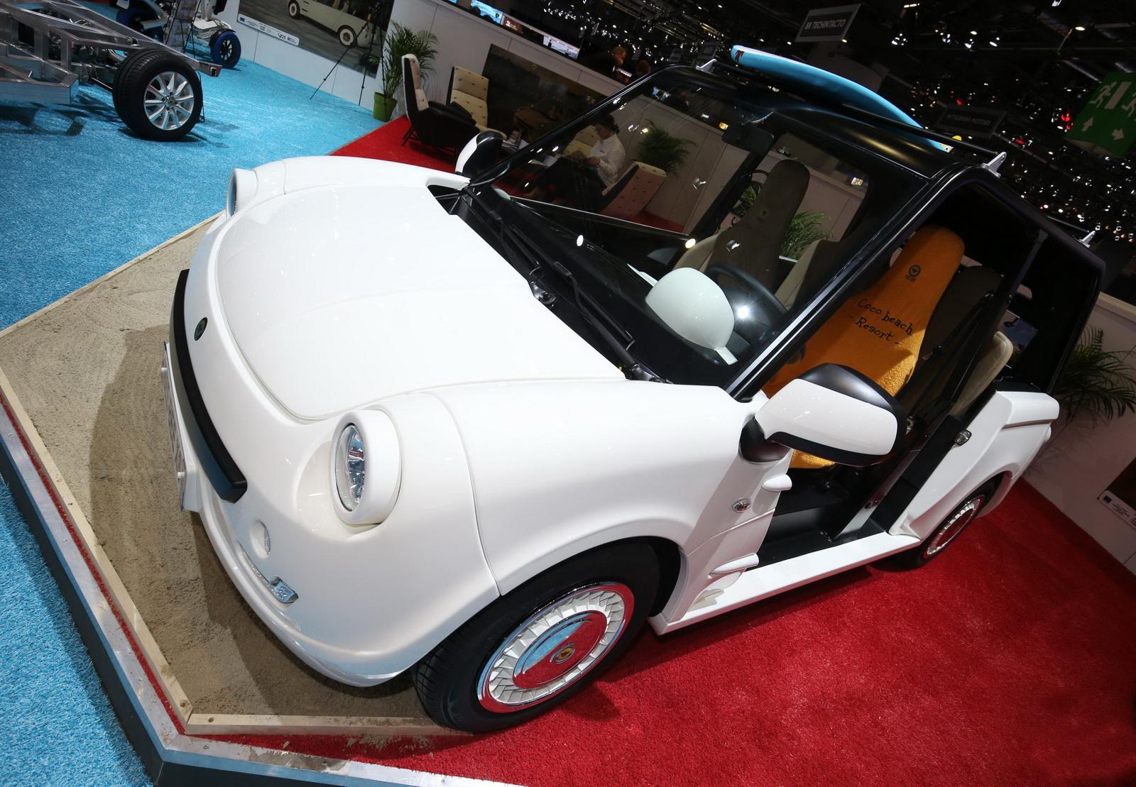 Xe điện Bee-Bee XS 6