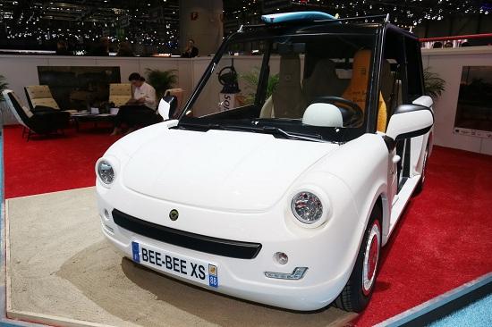 Xe điện Bee-Bee XS