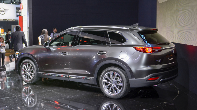 Mazda CX-9 2016 2