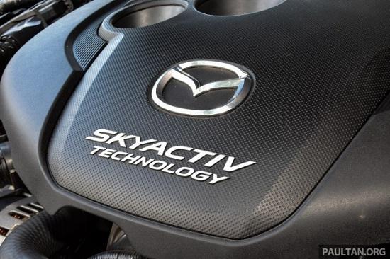 Mazda ưu tiên phát triển động cơ SkyActive