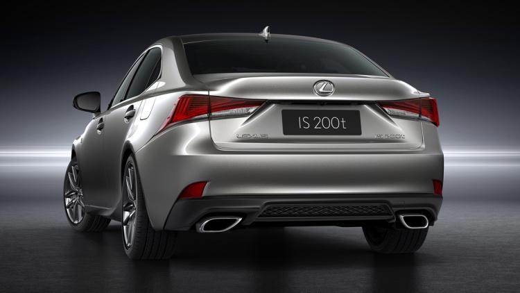 Lexus IS 2017 4