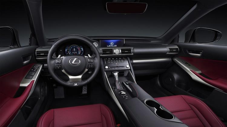 Lexus IS 2017 6