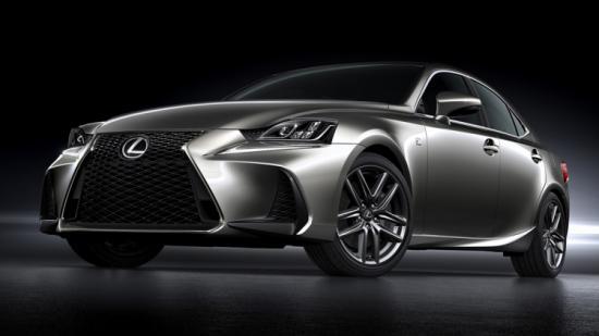 Lexus IS 2017 2