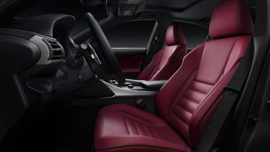 Lexus IS 2017 8