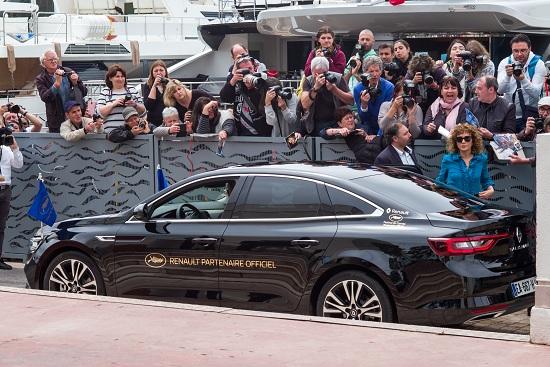 Renault Talisman liên hoan phim Cannes