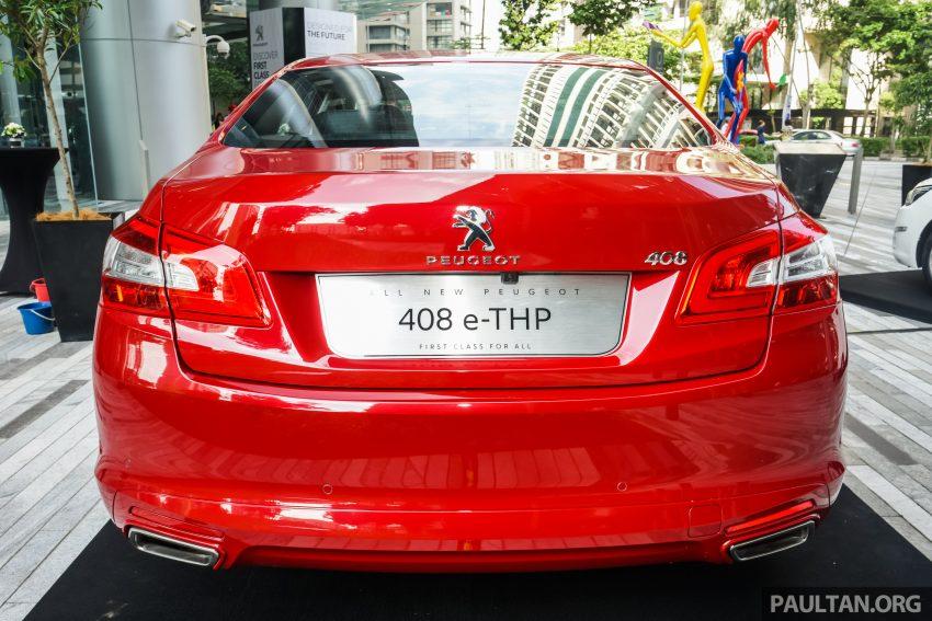 Peugeot 408 2016 8