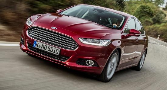 Xe Ford cải thiện mức tiêu hao nhiên liệu