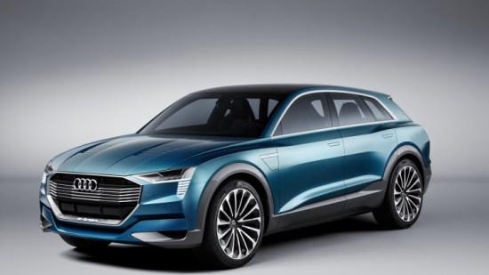Audi đầu tư cho xe điện