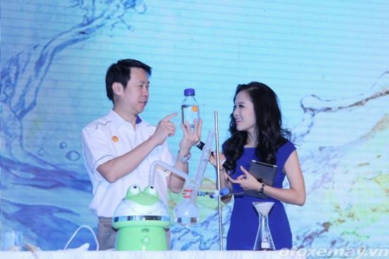 Shell ra mắt dầu nhớt tăng hiệu năng 30% cho thị trường Việt Nam 1