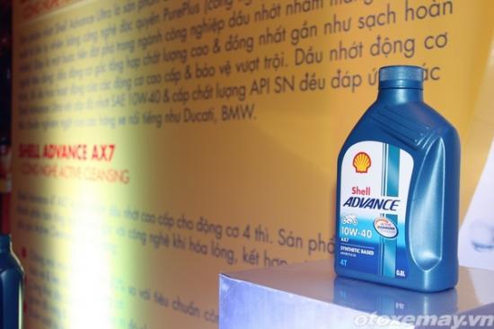 Shell ra mắt dầu nhớt tăng hiệu năng 30% cho thị trường Việt Nam 12