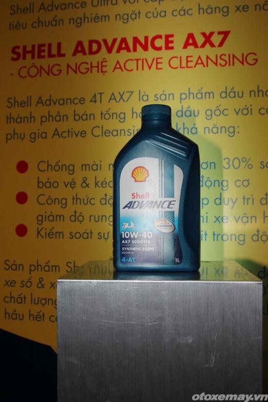 Shell ra mắt dầu nhớt tăng hiệu năng 30% cho thị trường Việt Nam 3