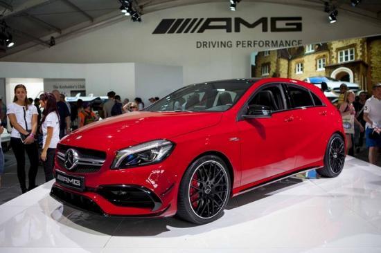Ra mắt Mercedes-Benz A-Class A3