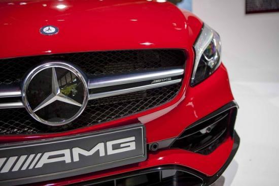 Ra mắt Mercedes-Benz A-Class A8