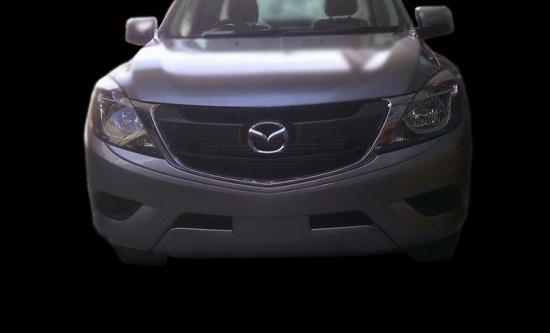 lộ hình ảnh Mazda BT- 50 2016 A3