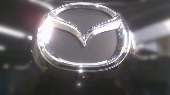 lộ hình ảnh Mazda BT- 50 2016 A7