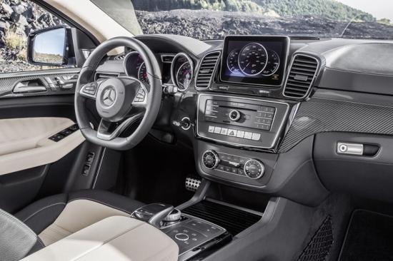 Sức mạnh hộp số 9G-Tronic từ Mercedes-Benz GLE 350d A4