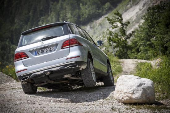 Sức mạnh hộp số 9G-Tronic từ Mercedes-Benz GLE 350d A5Sức mạnh hộp số 9G-Tronic từ Mercedes-Benz GLE 350d A