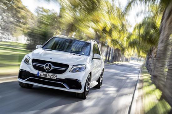 Sức mạnh hộp số 9G-Tronic từ Mercedes-Benz GLE 350d A7