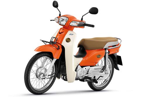 Honda Super Cub 2015 A4