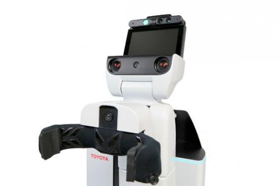 Robot làm việc nhàA1