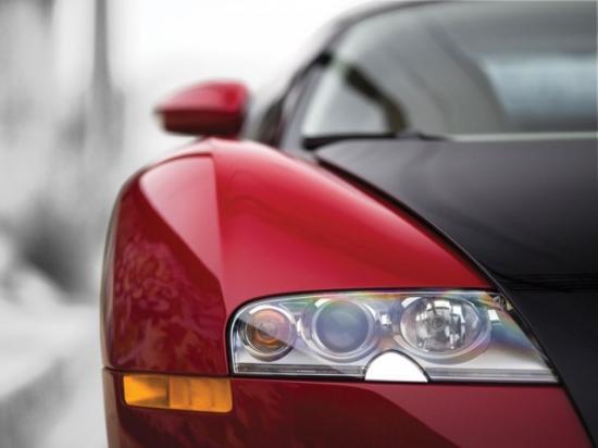 Chiếc Bugatti Veyron đầu tiênA4