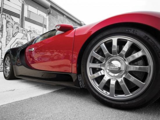 Chiếc Bugatti Veyron đầu tiênA5