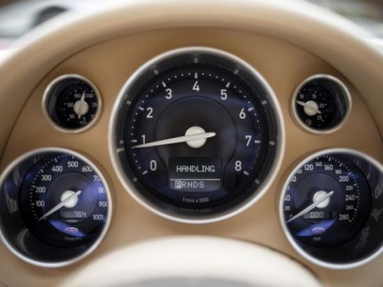 Chiếc Bugatti Veyron đầu tiênA7