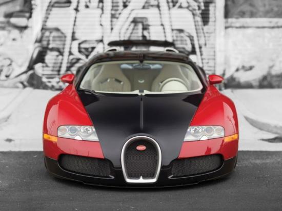 Chiếc Bugatti Veyron đầu tiênA9