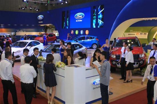 Thị trường xe hơi Việt tháng 7