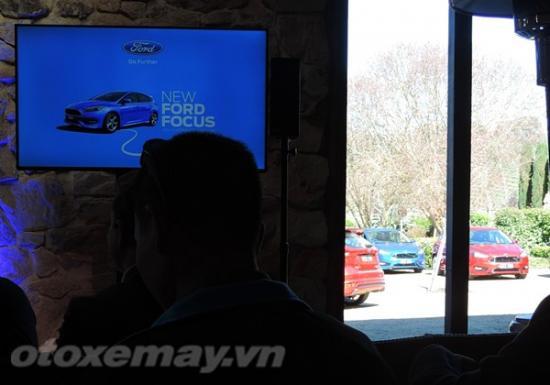 Đánh giá Ford Focus mới sắp về Việt Nam 20