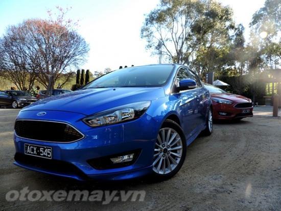 Đánh giá Ford Focus mới sắp về Việt Nam 4