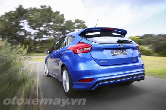 Đánh giá Ford Focus mới sắp về Việt Nam 2