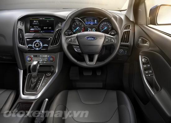 Đánh giá Ford Focus mới sắp về Việt Nam 8