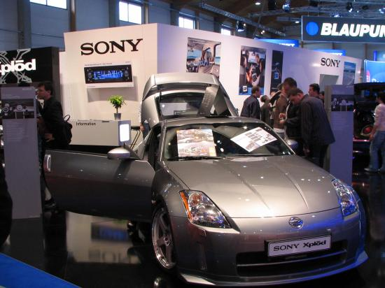 Sony tham gia ngành công nghiệp ô tô