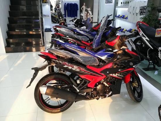 Yamaha Exciter 150 giảm giá