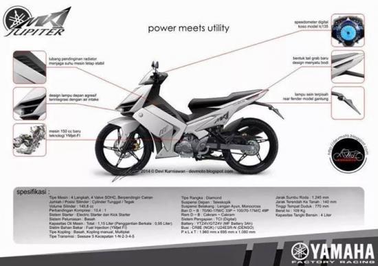 Yamaha Exciter 175 cc A2