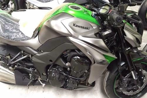Kawasaki Z1000 2016 A2