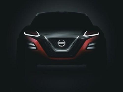 Nissan Gripz concept A1