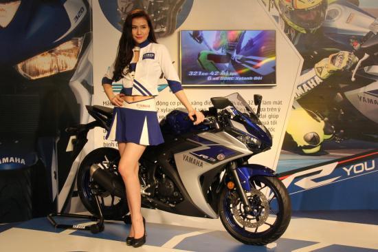 thử nghiệm tốc độ Yamaha R3 A1