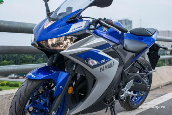 thử nghiệm tốc độ Yamaha R3 A2