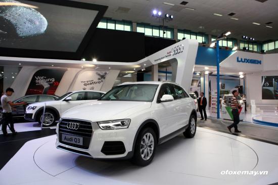 Audi Q3 và Q7 mới tại Việt Nam A2