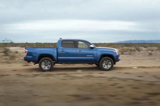 Toyota Tacoma 2016 A5